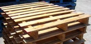wing used pallets recycled