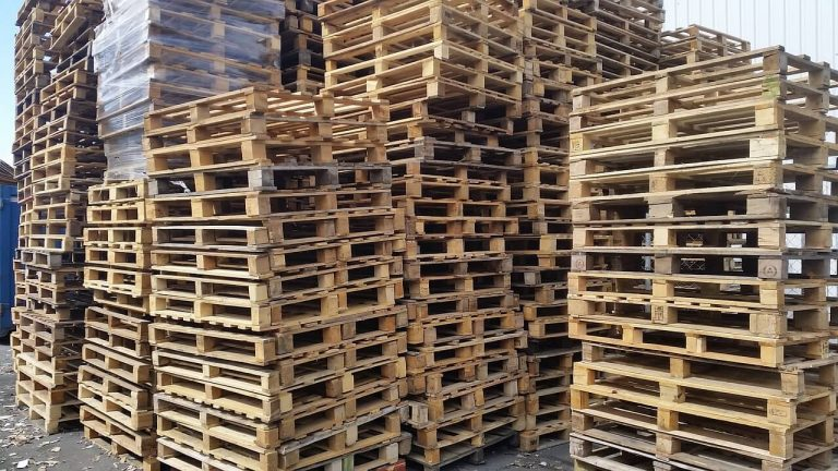 used pallets different sizes