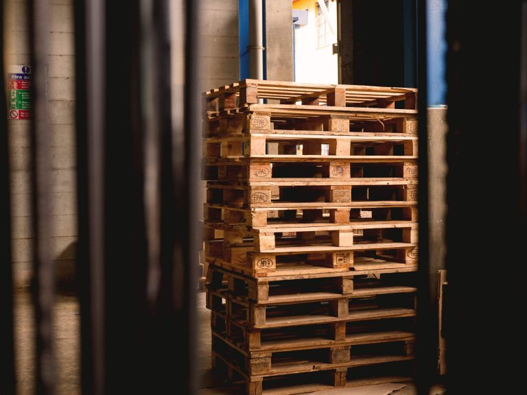 Pallets dunnage crates new used